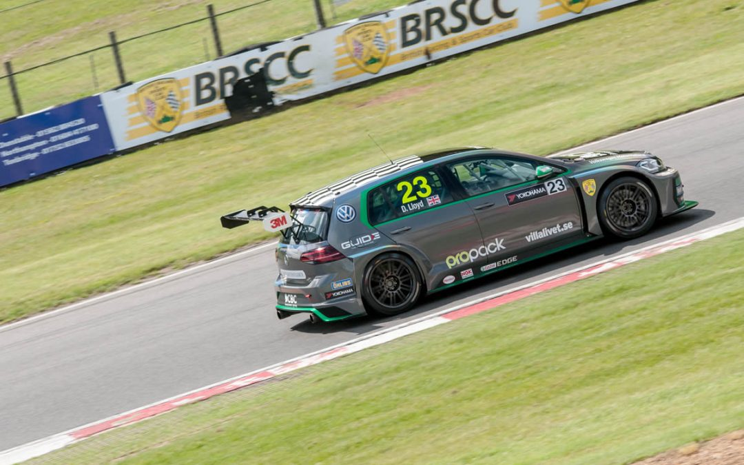 Daniel Joins Westcoast Racing For Opening Round Of Tcr Uk At