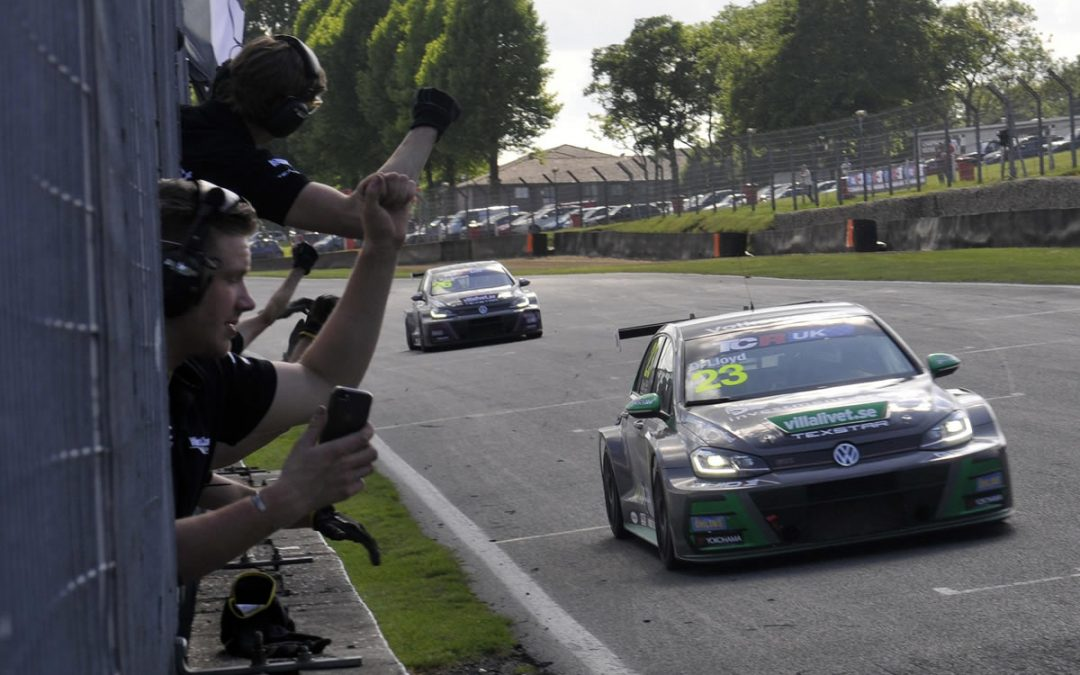 Croft calls for Lloyd as he prepares for TCR Championship showdown