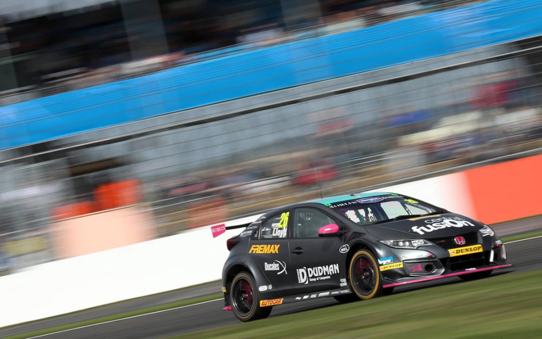 Lloyd targeting podiums at BTCC season finale
