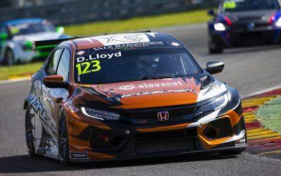 Qualifying conundrum thwarts Lloyd's podium promise in Spa