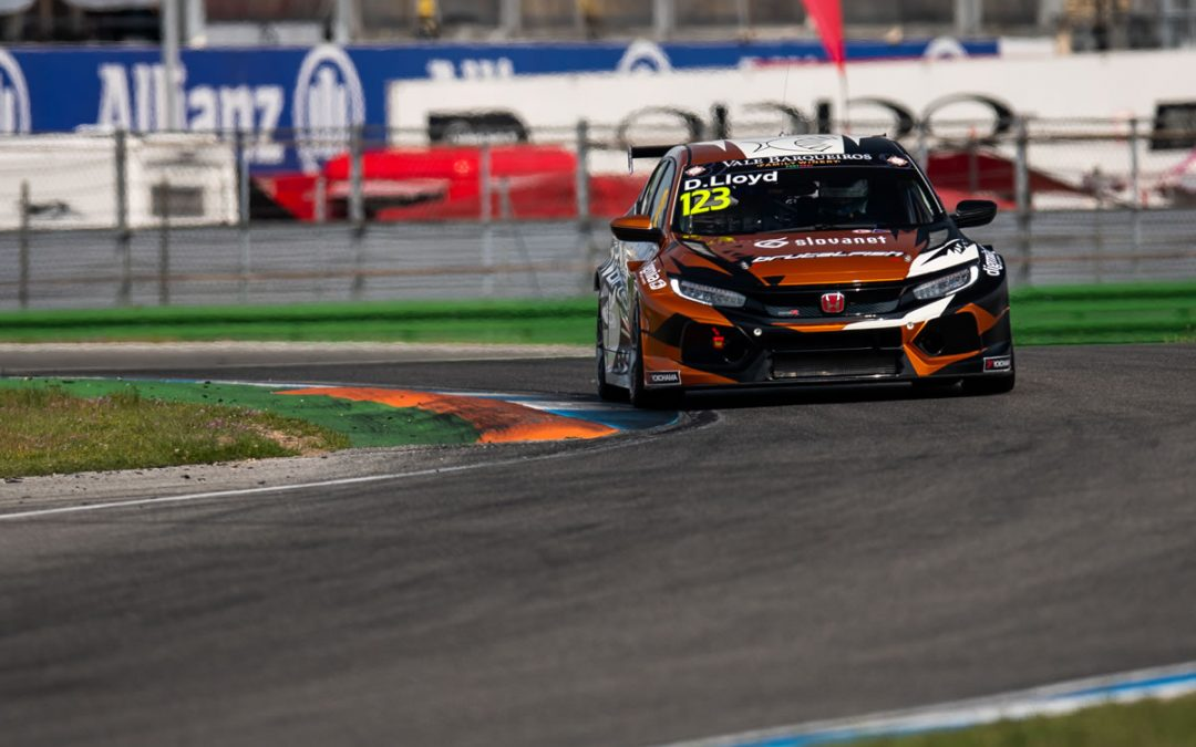 Lloyd looking to carry winning form into TCR Europe campaign