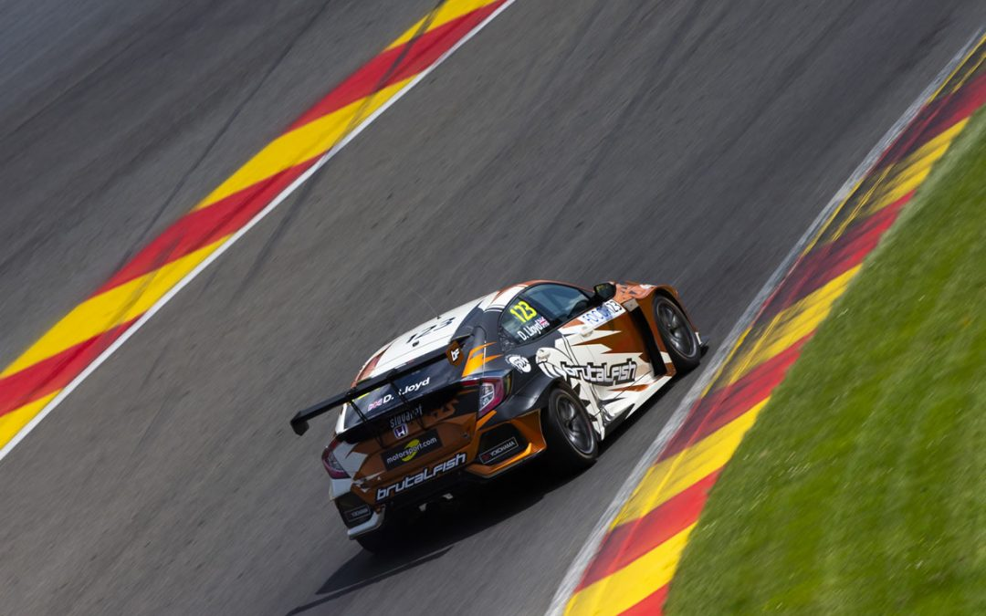 Lloyd seeking redemption on Red Bull Ring return