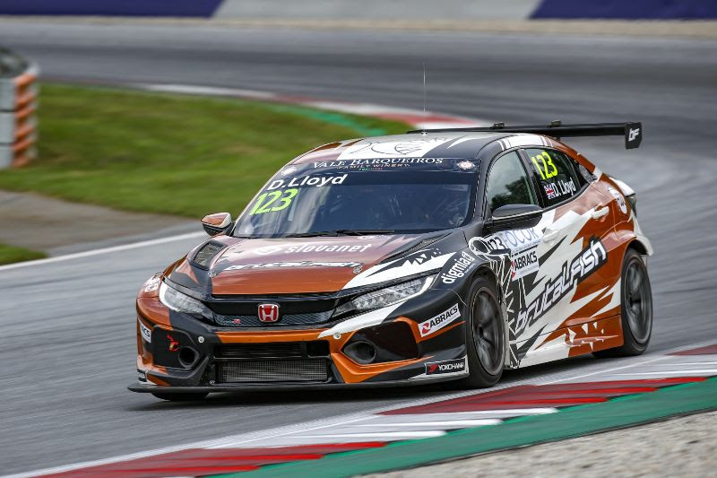 Lloyd targeting more silverware as TCR Europe heads to Germany