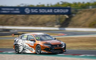 Barcelona beckons for Lloyd as TCR Europe reaches its penultimate round