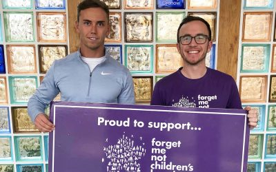 Daniel Lloyd set to tackle Christmas Day half-marathon for the Forget Me Not Children's Hospice
