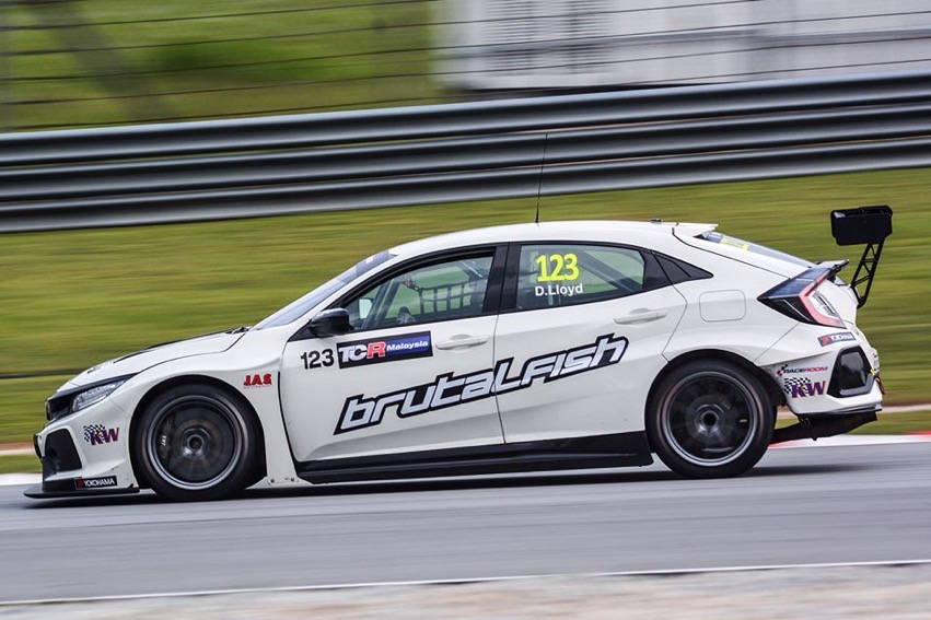 Sepang return beckons for Lloyd as he looks to maintain TCR Malaysia Series lead