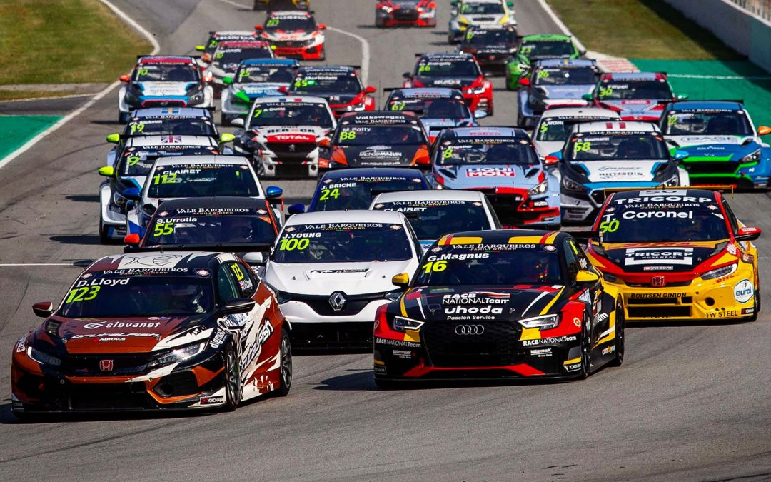 Lloyd ready to kick-off TCR Europe title challenge