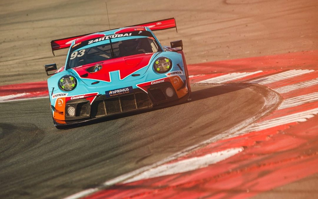 Lloyd sets encouraging early pace at Dubai 24-Hour