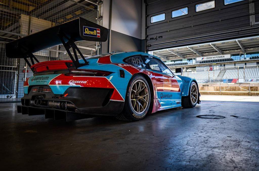 Lloyd set for a return to GT racing with Dubai 24-hour appearance